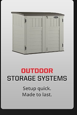 Outdoor Storage Systems