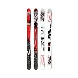 Esquís y equipos