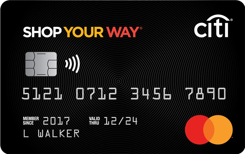 Citi Card Apply Now - Sears