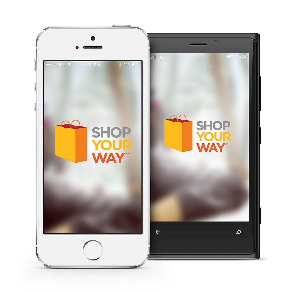 Shop Your Way app