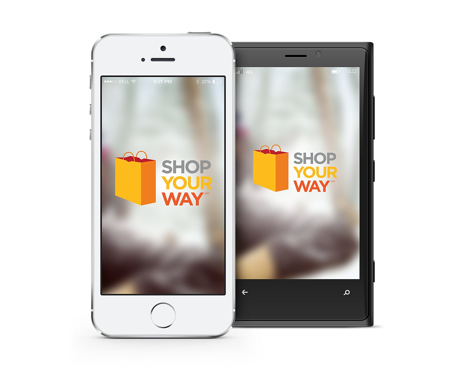 Aplicación de Shop Your Way