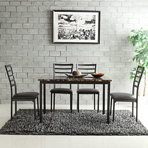 Attractive 5 Piece Dining Sets Under $199.99 Sale