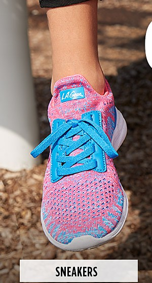 Girls' Sneakers & Athletic Shoes