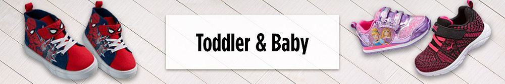 Toddler Shoes & Baby Shoes