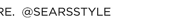 searsStyle on Twitter