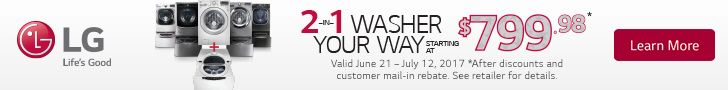 LG Stars of Summer $150 mail in rebate
