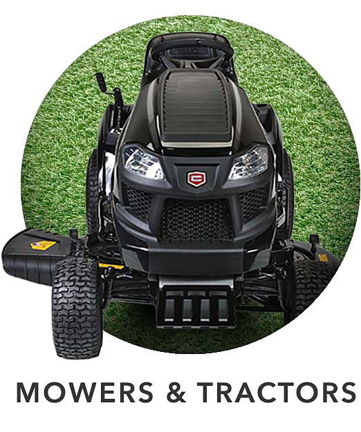 Mowers and Tractors