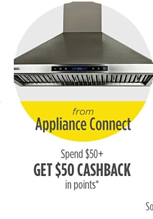 from Bestselling | Spend $50 or more, get $50 cashback in points