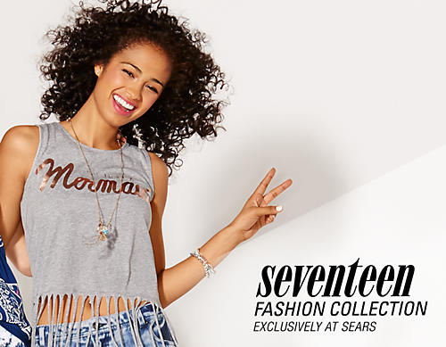 Seventeen Fashion Collection Exclusively at Sears