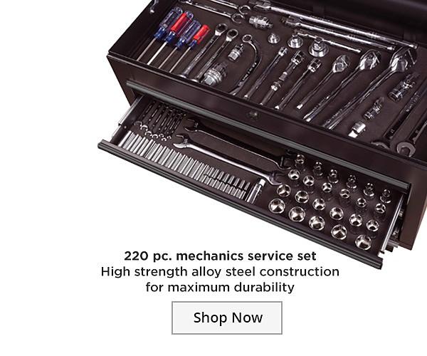 220 mechanics service set