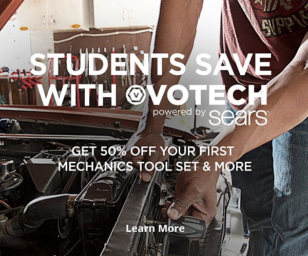 Students Save with Votech