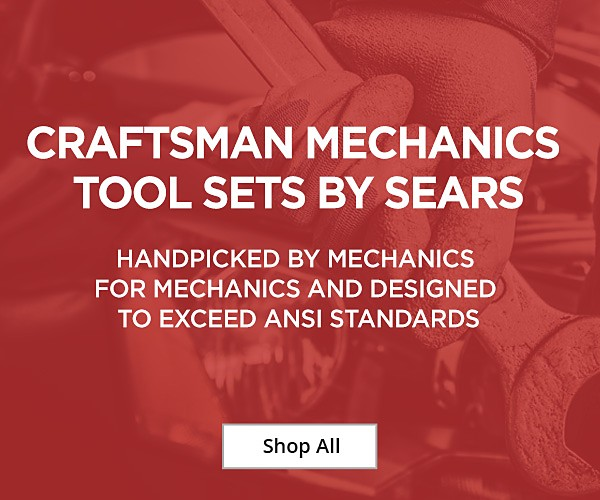 The Craftsman Ultimate Assortment by Sears