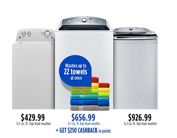 ad8b2ef89e39 Members get  250 CASHBACK in points in 10 weekly installments when you buy  select Kenmore appliances at sears.com. First  25 in points issued same day  and ...