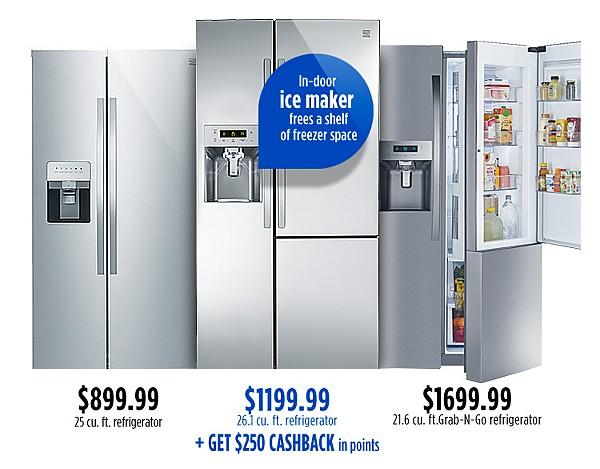 Kenmore Refrigerators