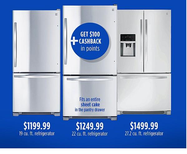 Kenmore - Refrigeradores