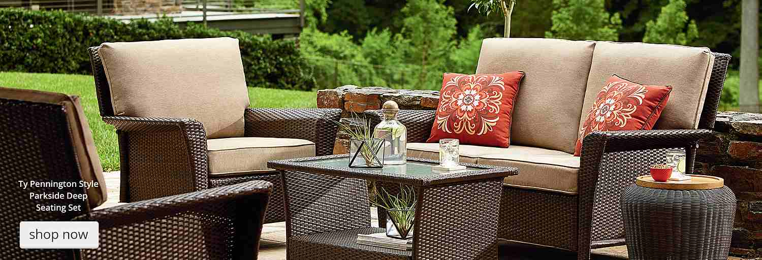 Ty Pennington Sears Outdoor Living Sears