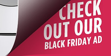Check out our Black Friday ad