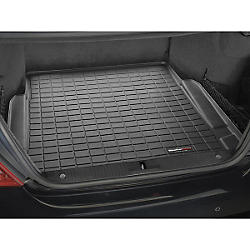 Rear Cargo-Trunk Mats & Liners