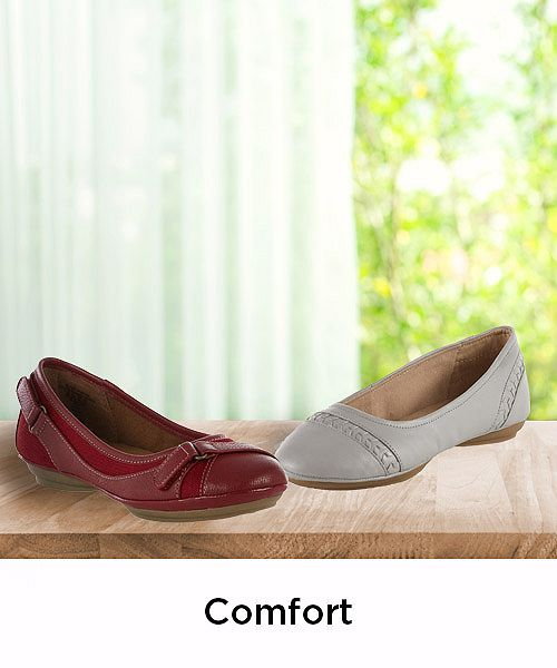 Comfortable Women's Shoes