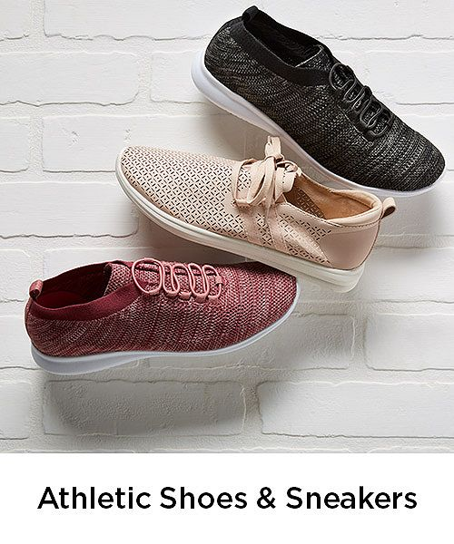Athletic Shoes & Sneakers