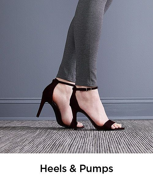 Women's Heels & Pumps