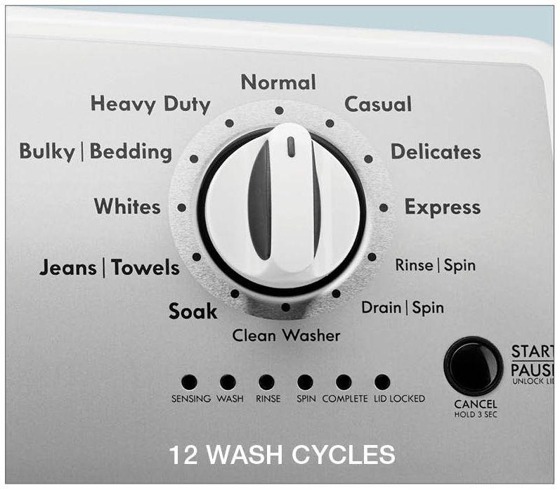 wash cycles