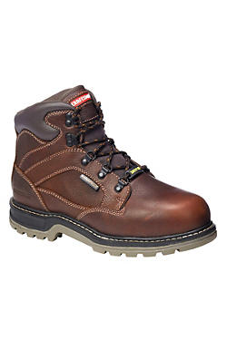 Men's Steel Toe Work Shoes & Boots