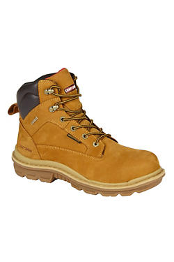 Men's Oil Resistant Work Shoes & Boots