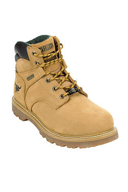 Men's Wide Width Work Shoes & Boots