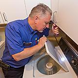 Reparación de lavadora