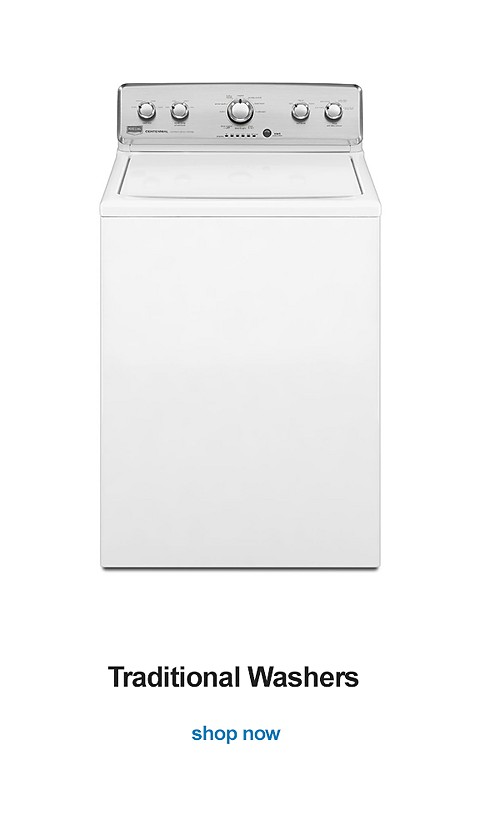 Traditional Washers