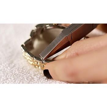 resizing a wristwatch band