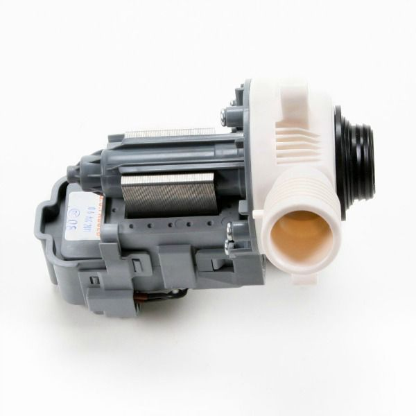 Washer drain pump