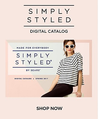 Simply Styled Digital Lookbook. Shop Now.