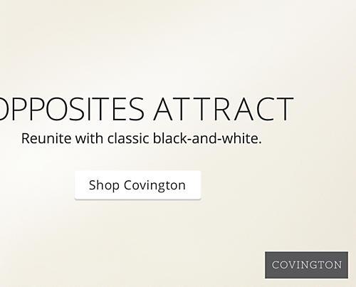 Shop Covington