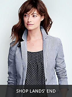 Lands' End Clothing for women