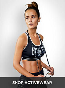 Shop Activewear for Women Active Performance Running Yoga Tanks Sports Bra Everlast Skechers
