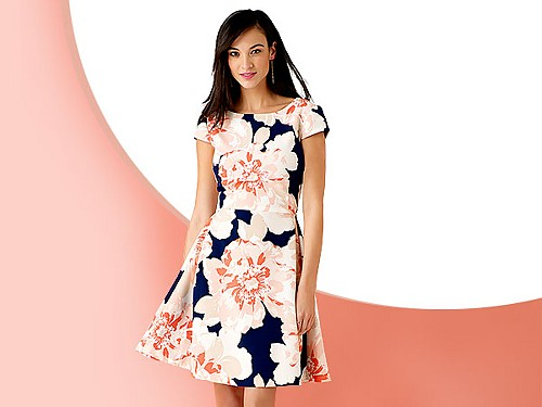 Save up to 50% off dresses