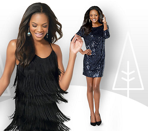 Women's dresses for all occasions. Fringe, Lace, Leather, Sheath, Bodycon, A-line, bridesmaid
