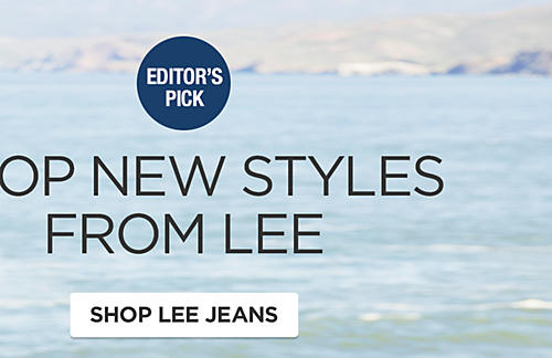 New Styles from Lee