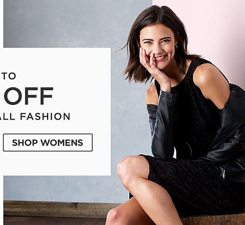 Up to 60% off Women's Fall fashion. Shop Womens