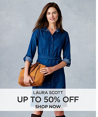 Up to 50% off Laura Scott