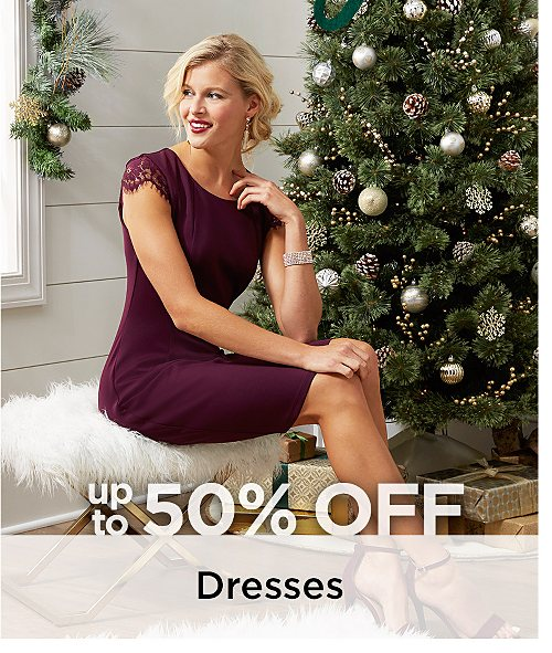 Up to 50% Off Women's Dresses. Shop Now