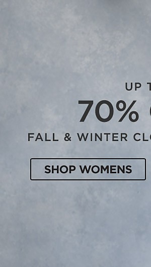 Up to 70% Off Fall & Winter Fashions for Her