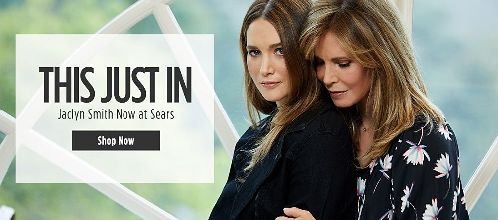 This Just In: Jaclyn Smith Now at Sears! Shop now