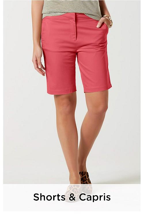 Women's Shorts & Capris