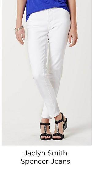 Jaclyn Smith Women's Spencer Jeans