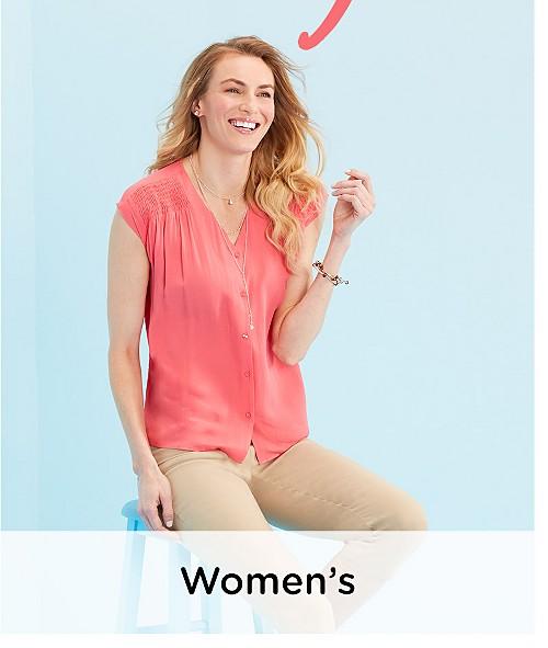 5ae51ec662 Women s Clothing - Sears