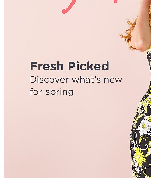 38ab337c63c Women s Clothing. Fresh Picked! Discover what s new for spring. Shop New  Arrivals