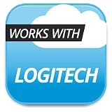 Works with Logitech